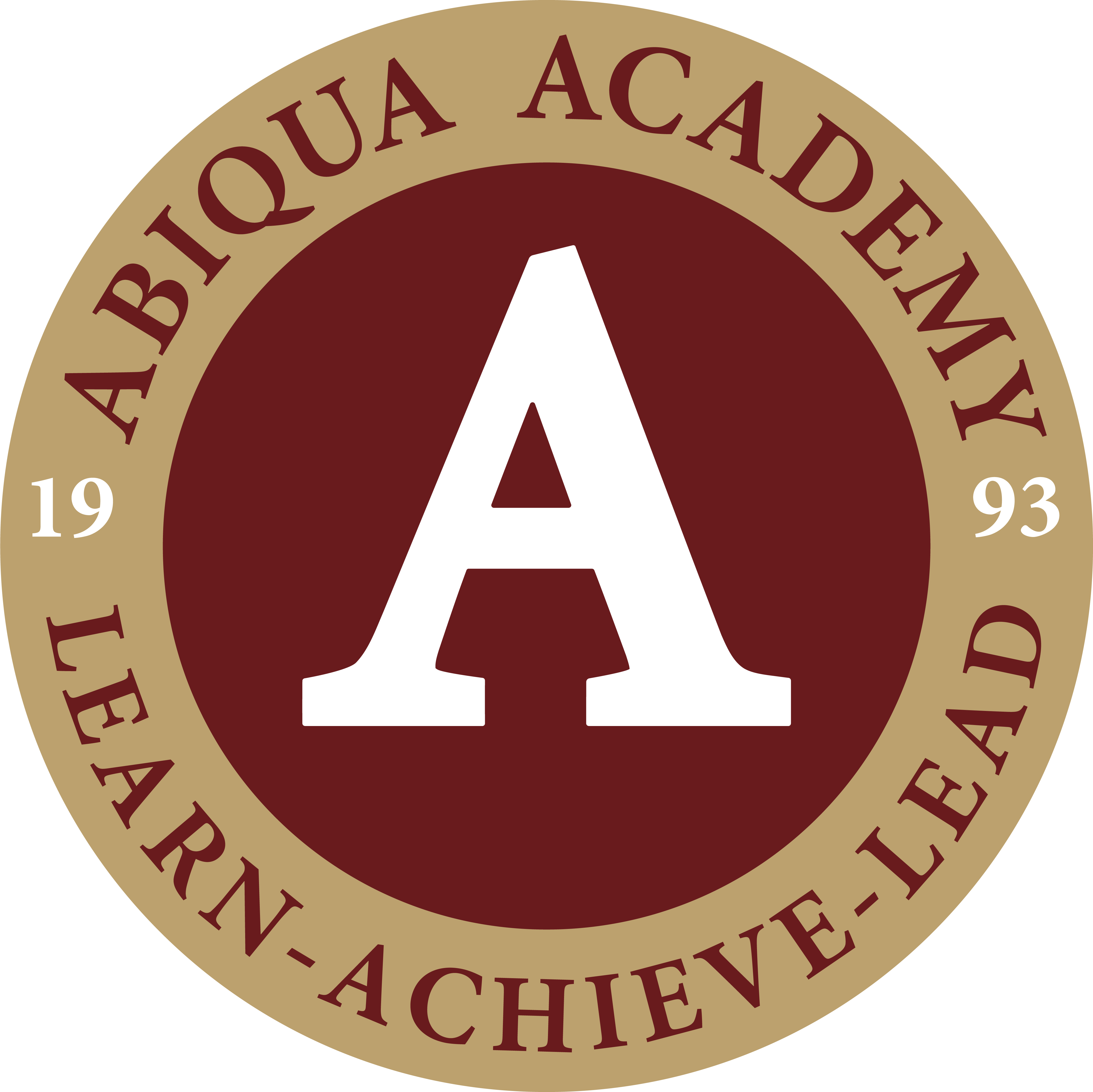 Abiqua Academy - 1993 - Learn, Achieve, Lead